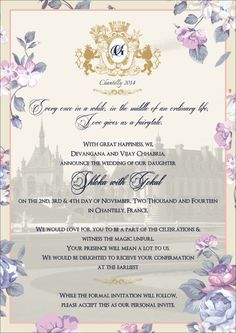 Invite or invitation noun invitationjpg wedding invitation cards indian invites stopboris Choice Image