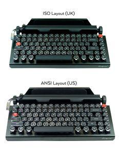 QWERKYWRITER Typewriter