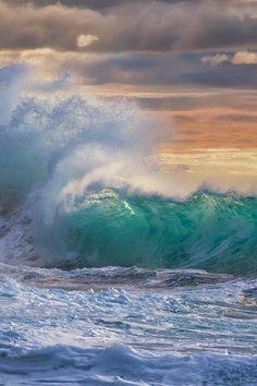 Rough sea No.9 by Giovanni Allievi