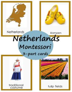 These cards will help your child to explore and know more about the Netherlands! They can be used during Europe study. This is 3-part cards that include Iceland map, capital, landmarks and other! The color coding corresponds to Montessori Europe map. Material consists of: -10 name and picture cards -10 picture cards -10 name cards Audio Stories For Kids, Geography For Kids, Learning Cards, My Father's World, Kindergarten Crafts, Montessori Materials, Educational Activities, Thing 1, Kids Education