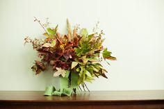 Fall Bouquet Recipe | utahbrideblog.com Woodland Theme Wedding, Fall Bouquets, Utah, Pixie, Wedding Flowers, Bride, Create, Floral, Plants