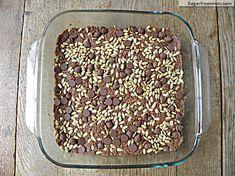 Cocoa Baked Quinoa Bars: No Sugar Added, Gluten Free, Dairy Free | SugarFreeMom.com ...ok, so I added a little sugar  - but not much!!