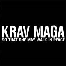So excited I started taking Krav Maga! It's so intense and life changing feeling.