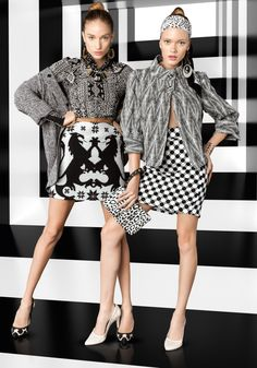 Tavinho Costa Shoots Black and White Fashions for Vogue Brazil May 2013   Fashion Gone Rogue: The Latest in Editorials and Campaigns