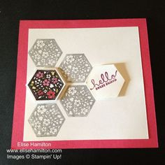 scrapbooking card ideas | Six sided sampler | Scrapbooking  Card Ideas