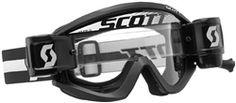 2014 Scott Recoil Xi Pro Film System MX Dirt Bike Off-Road Motocross Goggle