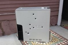 Man fires 8 gunshots into his Dell PC after Blue Screens of Death push him over edge | PCWorld