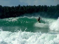 Nias Island Surf Resort ~ Sumatra ~ Indonesia