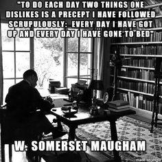 Resultado de imagem para william somerset maugham quotes