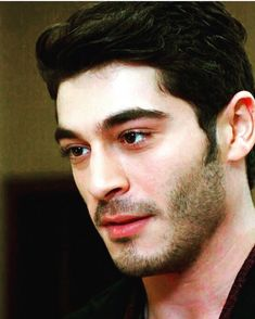 Image may contain: 1 person, closeup Turkish Men, Turkish Beauty, Turkish Actors, Most Handsome Actors, Hot Actors, Beautiful Celebrities, Beautiful Actresses, Murat And Hayat Pics, Cute Love Stories