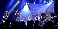 Fates Warning @ Fabryka. Krakow, Poland Nov. 3, 2014.