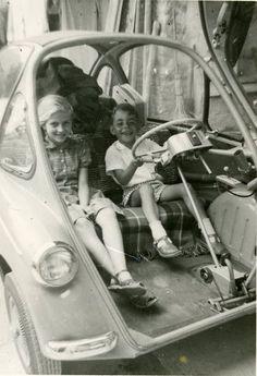 Isetta des années 50