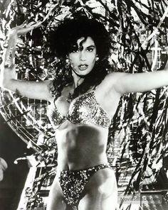 "Teri Hatcher in ""Tango and Cash"" (1989)"