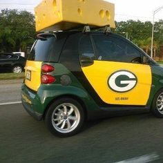 Only in Wisconsin. I don't know, I would drive this in Kansas!