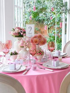 Valentines day 2014 Dinner party Ideas--Chic Entertaining