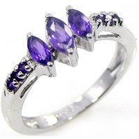 1.20ctw Genuine Amethyst & Solid .925 Sterling Silver Gemstone Ring (SJR1034A). Buy Now: http://www.sterlingsilverjewelry.tv/genuine-amethyst-925-sterling-silver-gemstone-ring-sjr1034a.html #SterlingSilverJewelry #silverrings #sterlingsilverrings #ringsilver #silverringdesigns #handmaderings #silverringssterling #Rings #RingsJewelry