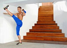 Try this killer cardio kettlebell workout with Jason Wimberley.