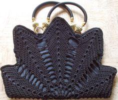 Sweet Nothings Crochet: STARRY PURSE