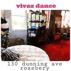 Sydney dance boutique! 130 Dunning Ave Rosebery