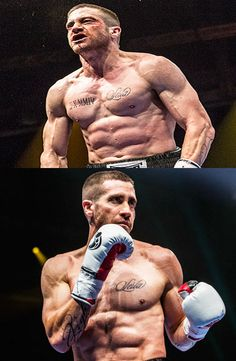 People can't stop talking about how ripped Jake Gyllenhaal got for Southpaw. Here's how he did it