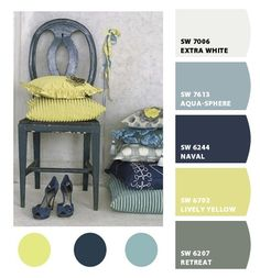 Dining room/ Kitchen / Great room colors