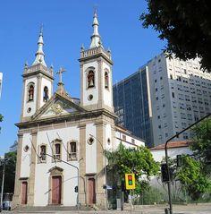 Igreja de Santa Luzia. História, religião, arte e arquitetura.