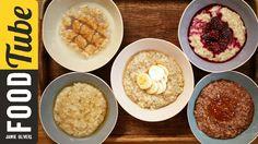 How to Make Perfect Porridge - 5 Ways | Jamie Oliver - YouTube