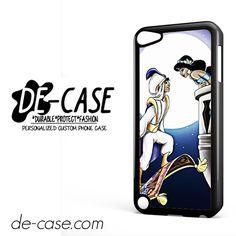 Aladdin Love Jasmine For Ipod 5 Case Phone Case Gift Present