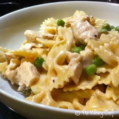 Lemon Chicken Pasta: A quick, tasty dinner