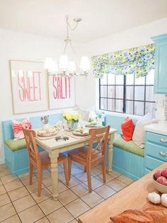 Colorful Kitchen 2522 – DECORATHING