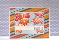 Sooner rather than Later: World Card Making Day and Giveaway Reminder