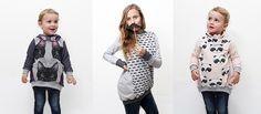 Tanjas Töchter tragen die Mode der Mama am Liebsten selbst