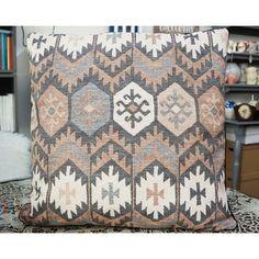 Minimalist Style Cushion - Aztec