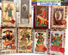 #tarot decks printed by Il Meneghello are lovely addition to any collection.