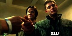 """[GIF] """"Pull my finger."""" 7x21 Reading Is Fundamental - LOL I LOVE HIS LAUGH SO MUCH AFTERWARDS"""