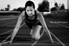 Athlete Portrait Photography