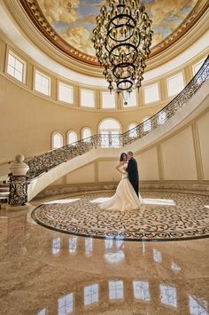More fabulous editorial shot locations at the St. Regis for Brides & Grooms.