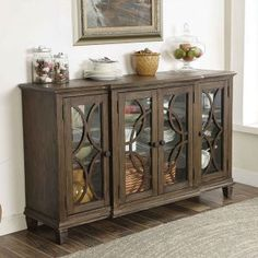 Transitional Buffets & Sideboards on Hayneedle - Transitional Buffets &…