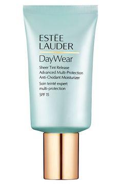 Estée Lauder 'DayWear' Sheer Tint Release Advanced Multi-Protection Anti-Oxidant Moisturizer SPF 15 | Nordstrom