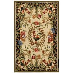 Safavieh Anatolia Oriental Handmade Tufted Wool Sage/Brown/Red Area Rug | Perigold Wool Area Rugs, Beige Area Rugs, Wool Rugs, Hand Hooked Rugs, Wool Runners, Round Area Rugs, Contemporary Rugs, Accent Rugs, Throw Rugs