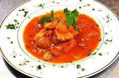 Arrivederci Italiano Gastronomico! Chicken Cacciatore Recipe   My Serendipity Life