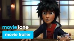 I'm very excited for the new Disney movie: Big Hero 6. I can't wait until it's out!!! (If you look closely~ When the cop turns around when he's asking the kid about his parents, you can see Hans on a poster :D )