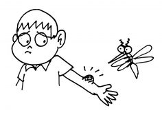 How To Get Rid Of Mosquito Bites...this site is good for helping to heal itching/swelling/and scaring!
