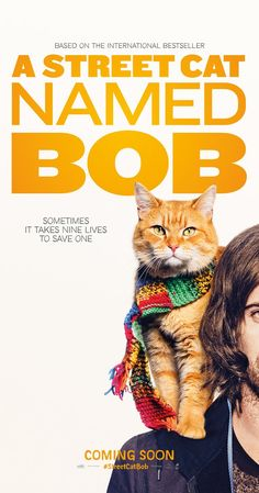 bob the cat is the cutest :) the movie? not so much...5, but only because BOB