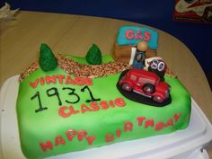 "80th Birthday - ""Vintage 1931 Classic"""