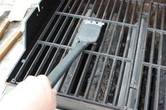 How to Clean and Maintain a Gas Grill | The Art of Manliness Bbq Grates, Clean Grill Grates, Cleaning Oven Racks, Cleaning Hacks, Grill Cleaning, All You Need Is, Gas Grill Reviews, Gas Barbecue Grill, Best Gas Grills
