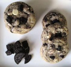 Cachet Cookies and Cream Cookies 1 Dozen - Qs GOODIES on Etsy, $16.00
