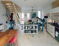 100K House - Ludeman Bottom Floor - Dwell