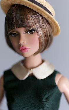 OOAK Doll / The Young Sophisticate Poppy | por ⓡⓞⓒⓒⓞ