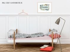 Baby name print 'Maximilian' - nursery poster print wall art